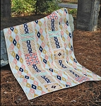 Native Baby Quilt Kit by Art Gallery