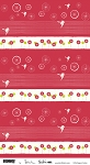 Avalon BF-04 Cherry Take Flight by Birch Fabrics