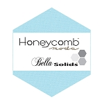 Bella Solids Honeycomb 9900HC-85 Robin's Egg by Moda