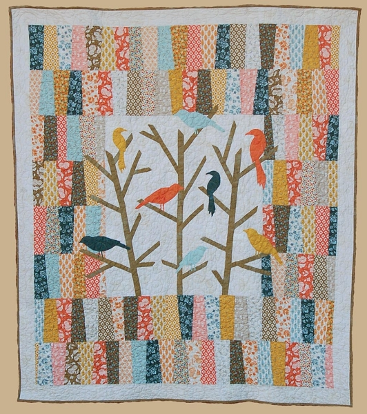 Blue Jay Way Quilt Pat...