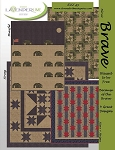 Brave Quilt Patterns by Lavender Lime