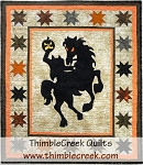 Brom Bones Quilt Pattern by Thimblecreek Quilts