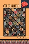 Celebration Quilt Pattern by Villa Rosa Designs