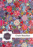 Chain Reaction Quilt Pattern by Jen Kingwell