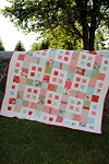City Blocks Quilt Pattern by Sweet Jane's Quilting