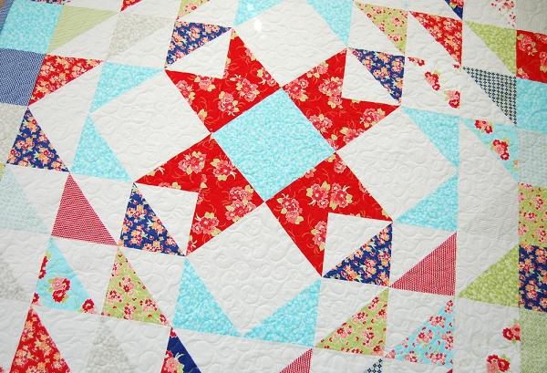 Cozy Quilt Pattern - Cotton Way : the cozy quilt - Adamdwight.com