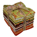 Decadence 24 Fat Quarter Bundle by Riley Blake