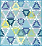 Delicate Beauty Quilt Kit by Zen Chic for Moda
