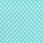 Dumb Dot FLANNEL F2490 Aqua by Michael Miller EOB