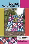 Dutch Windmills Quilt Pattern by Villa Rosa Designs