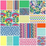 Fiesta 18 Fat Quarter Set by Michael Miller
