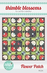 Flower Patch Quilt Pattern by Thimble Blossoms