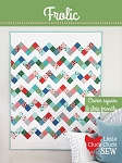 Frolic Quilt Pattern by Little Cluck Cluck Sew