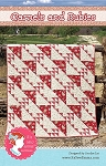 Garnets and Rubies Quilt Pattern by It's Sew Emma