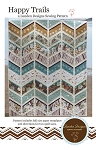 Happy Trails Quilt Pattern by Lunden Designs