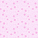 Sausalito Cottage LH13042 Pink Floral Vine by Lakehouse EOB