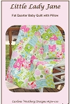 Little Lady Jane Quilt Pattern by Carlene Westberg