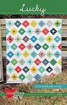 Lucky Quilt Pattern by Cluck Cluck Sew