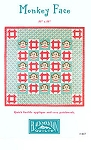 Monkey Face Quilt Pattern by Black Mountain Quilts