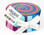 New Grunge 2014 Jelly Roll by Basic Grey for Moda