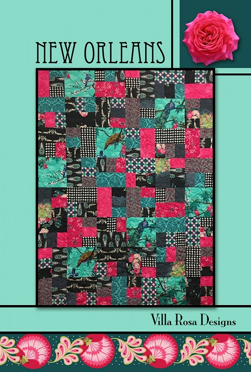 New Orleans Quilt Pattern