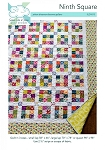 Ninth Square Quilt Pattern by Seams Like a Dream