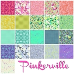 Pinkerville 21 Fat Quarter Set by Tula Pink for Free Spirit
