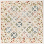 Cottage Trellis Quilt Pattern by Planted Seed Designs