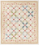 English Garden Quilt Pattern by Planted Seed Designs