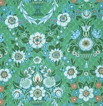 Violette PWAB137 Minty Garden Fete by Amy Butler for Free Spirit