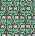 Violette PWAB141 Jade French Twist by Amy Butler for Free Spirit