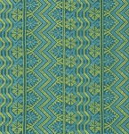 Bright Heart PWAB152 Teal Cosmo Weave by Amy Butler for Free Spirit