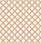 Up Parasol PWHB050 Pink Trellis by Free Spirit