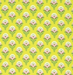 Clementine PWHB053 Lemon Buttercup by Heather Bailey for Free Spirit