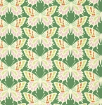 Clementine PWHB055 Jade Flutterby by Heather Bailey for Free Spirit