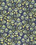 Eden PWTP071 Midnight Lotus by Tula Pink for Free Spirit