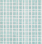 Rosey PWTW067 Teal Plaid by Tanya Whelan for Free Spirit EOB