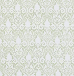 Sunshine Rose PWTW075 Green Damask by Tanya Whelan