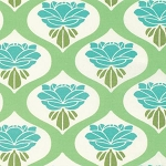 Chloe PWTW103 Green Rose by Tanya Whelan for Free Spirit