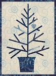 Sapling Mini Quilt Pattern by Laundry Basket Quilts