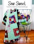 Sew Sweet Quilt Book by Swirly Girls