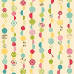 Sidewalks C3483 Cream Marbles by October Afternoon for Riley Blake