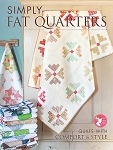 Simply Fat Quarters Quilt Book by It's Sew Emma