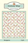 Snippets Quilt Pattern by Cotton Way