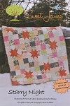 Starry Night Quilt Pattern by Sweet Jane's Quilting