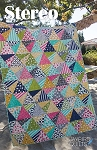 Stereo Quilt Pattern by Jaybird Quilts