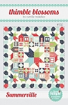 Summerville Quilt Pattern by Thimble Blossoms