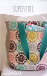 Super Tote Pattern by Noodlehead