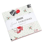 Sweet Christmas Charm Pack by Urban Chiks for Moda