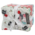 Sweet Christmas 26 Fat Quarter Bundle by Urban Chiks for Moda